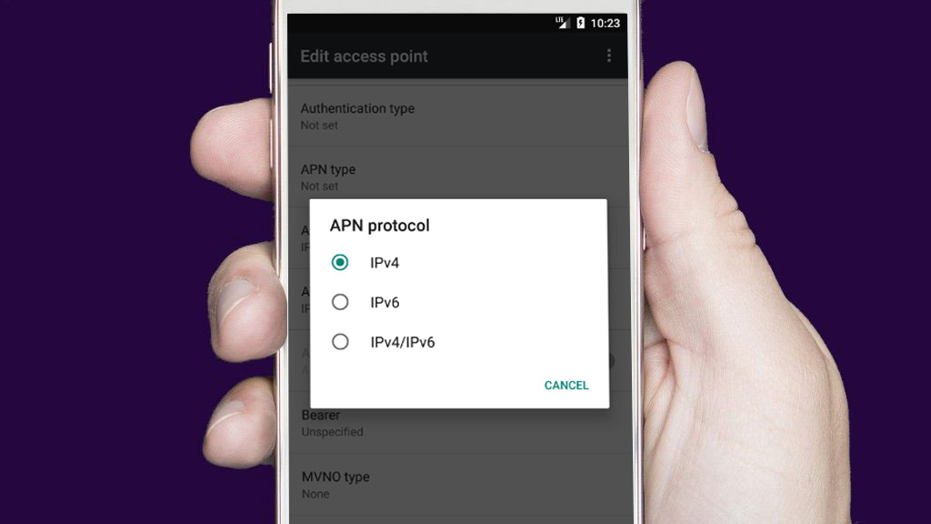How to Disable IPv6 on Android